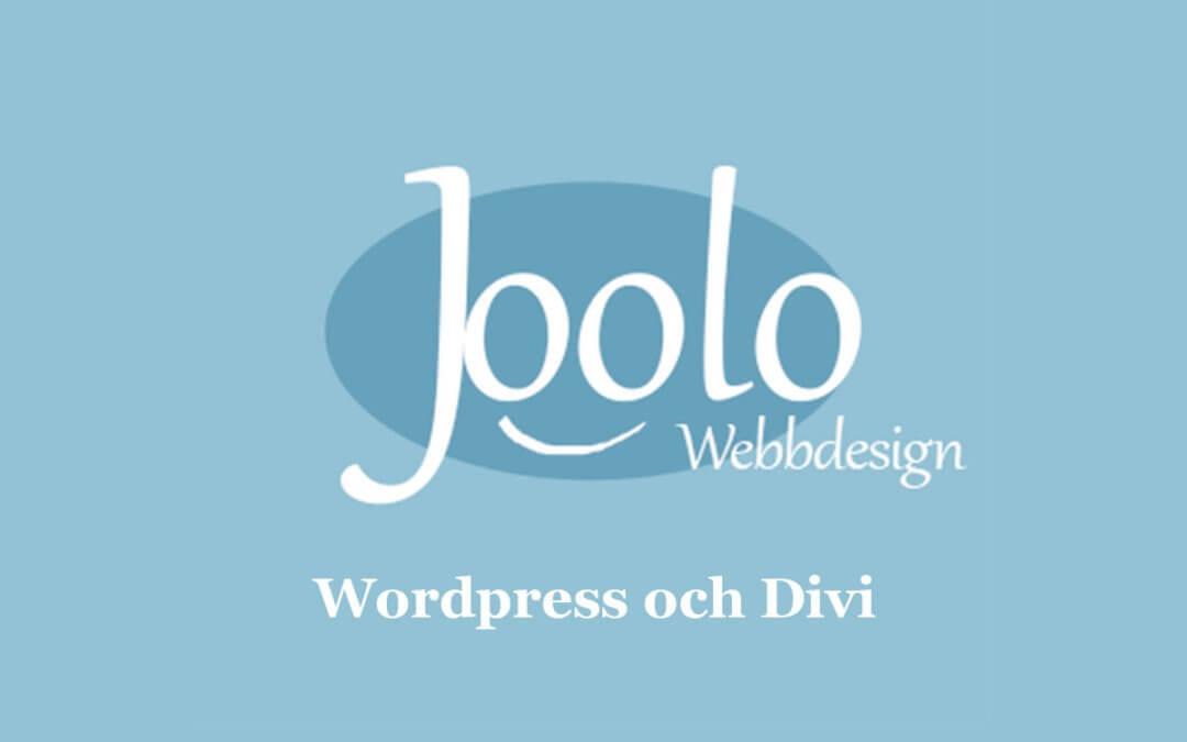 WordPress 5.3 är tillgänglig